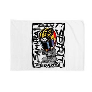 Samurai spirit Blankets