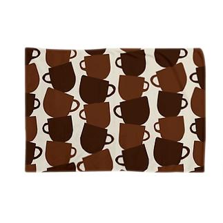 コーヒーカップ Blankets