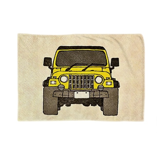 Jeep Blankets