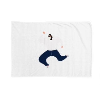 走る女の子 vol.2 Blankets