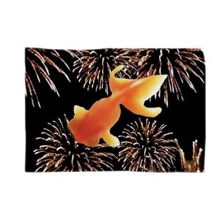 金魚花火 Blankets