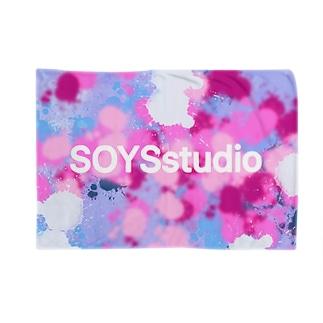 SOYS studio ロゴ入り Blankets