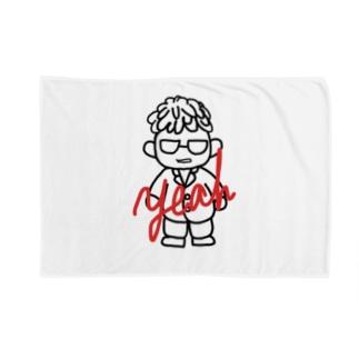 ウッチーのつぶやき Blankets