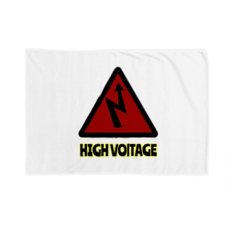HIGH VOLTAGE Blankets