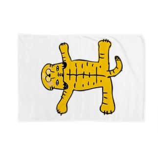 おまぬけなトラさん Blankets