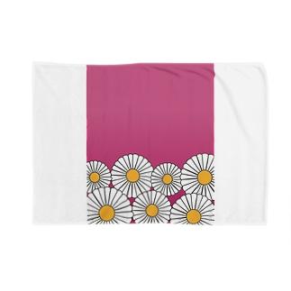 ひな菊 Blanket