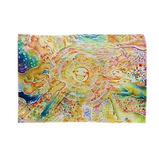 絵描き-國重 奈穂-1 Blankets