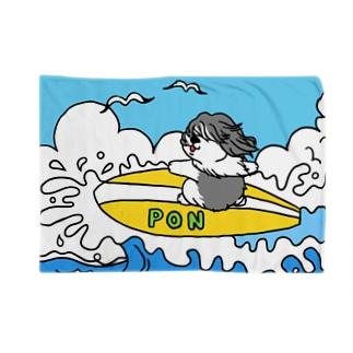 サーフィンPON Blankets