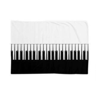 Piano!! Blankets
