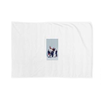 BTS 、 防弾少年団 Blankets