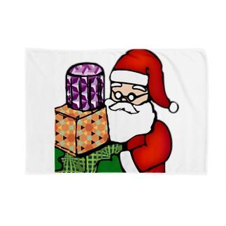 Logic RockStar ICON  Santa Blankets