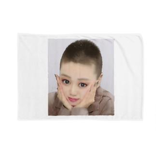 丸坊主 Blankets