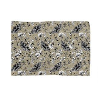 イボタのベージュブランケット Blankets