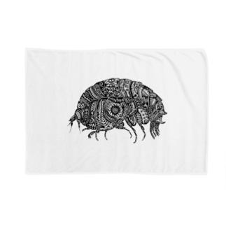 横蝦 Blankets