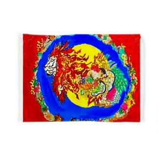 獅子神 Blankets