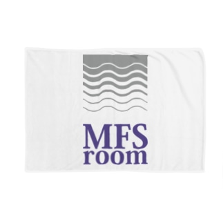 MFS room 3周年記念グッズ ブランケット