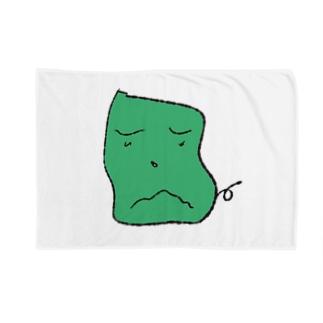 にゃんこヘアー(demo) Blankets