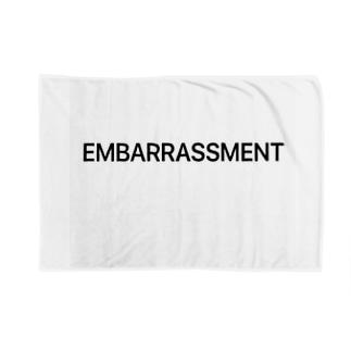EMBARRASSMENT Blankets