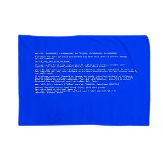 BSOD(Blue Screen of Death) ブランケット