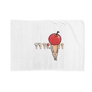 りんごジャムいかが Blankets