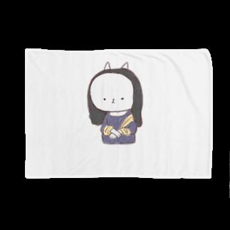 Aoko襲来のもにゃリザ Blankets