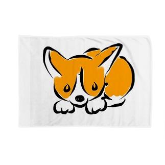 こーぎー(ふせ) Blankets
