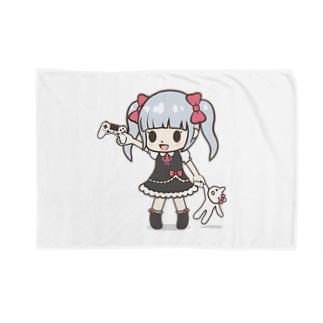 ゲームみこと Blankets