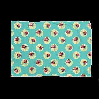 温室【A】のブランケット『幻覚』 Blankets