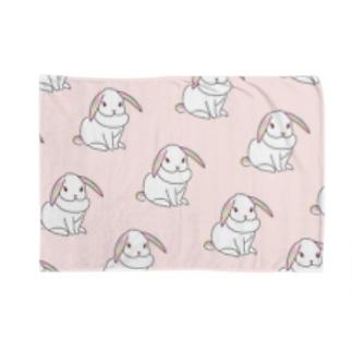 ♡うさぎピンク♡ Blankets