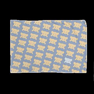 ナナメのまう Blankets