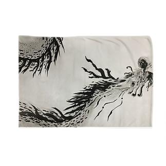 kita nobuwaの焔のため息〜Dragon〜 Blankets