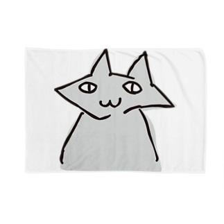 やみねこさん Blankets