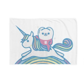 みがくま×ユニコーン Blankets