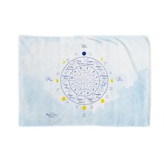 ホロスコープ Blankets