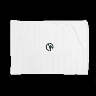 Crowi Fun ShopのCrowi Logo Blankets