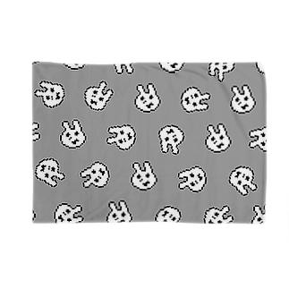例のウサギ Blankets