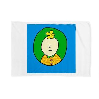 みずさわ〜い Blankets