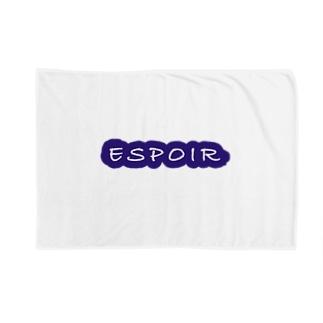 フランス語 ロゴ Blankets