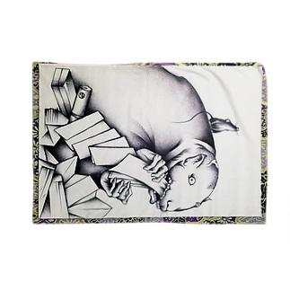鉄鼠 Blankets