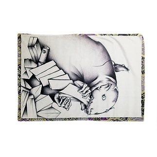 MAYUGENEKOpresentsの鉄鼠 Blankets
