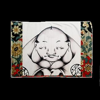 MAYUGENEKOpresentsの福助 Blankets