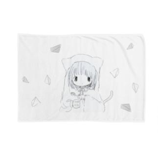 は て な ㅤ Blankets