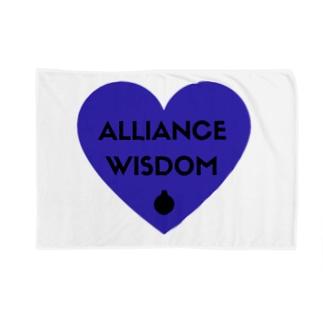 ALLIANCE&WISDOM・アリスマングッズ Blankets