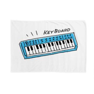 keyboard Blankets