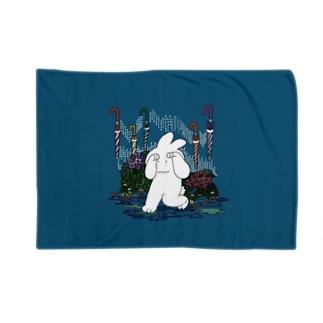 五月雨きくらげちゃん Blankets