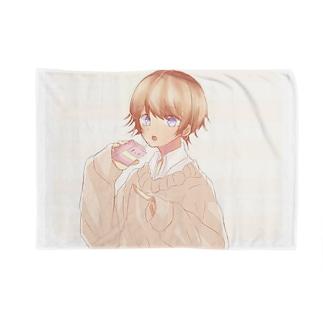 秋色りあくん作ってみました。 Blankets