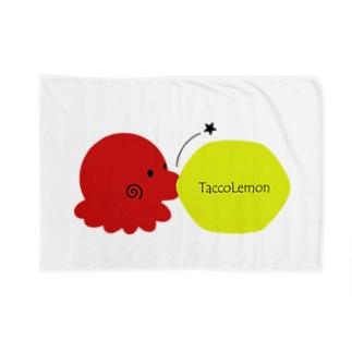 たこレモン Blankets