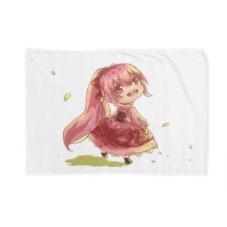【Sexia:Lerea memory】ちびレレア Blankets