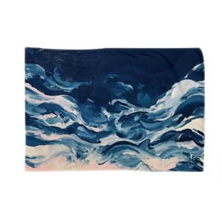 よるの波 Blankets