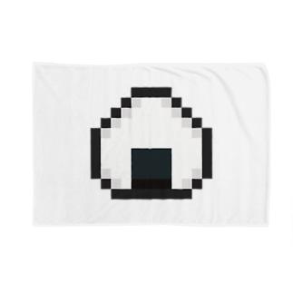 おにぎりおいしい Blankets